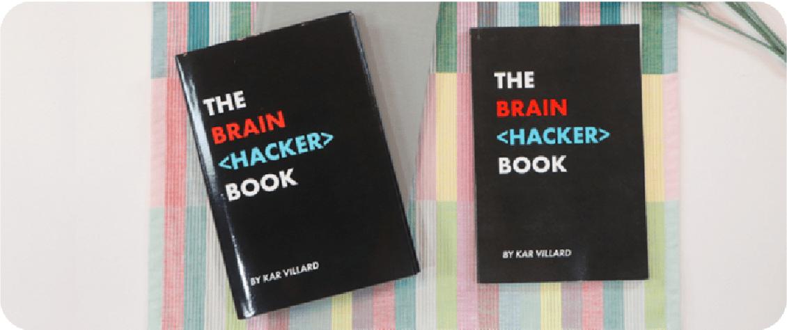 the brain hacker book